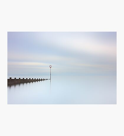 Portobello Seascape Photographic Print