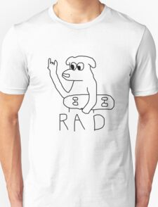 rad dog Unisex T-Shirt