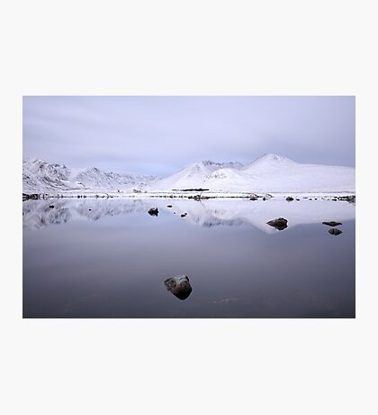 Before Sunrise, Glencoe Photographic Print