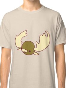 An illustration of a Moose- bull moose t shirt Classic T-Shirt