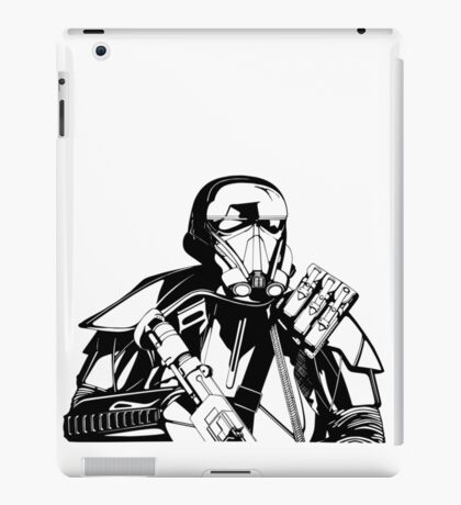 Imperial Death Trooper iPad Case/Skin