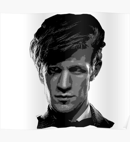 Matt Smith: The 11th Doctor Poster