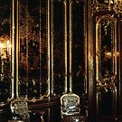 Maria Teresa's Black Chinese Room, Schonbrunn Palace Vienna Austria 19840803 0018  by Fred Mitchell