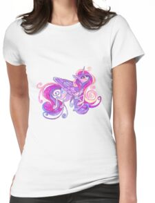 Princess Cadence  Womens Fitted T-Shirt