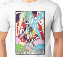 Wayne and the Laser Hand Unisex T-Shirt