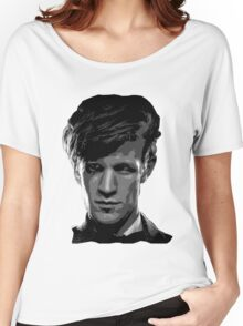 Matt Smith: The 11th Doctor Women's Relaxed Fit T-Shirt