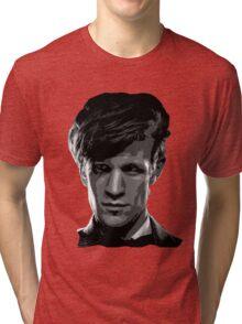 Matt Smith: The 11th Doctor Tri-blend T-Shirt