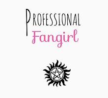 Professional Fangirl - Supernatural Unisex T-Shirt