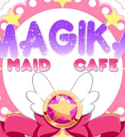 Magika Logo Sticker