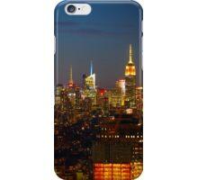 The Spires of Manhattan. iPhone Case/Skin