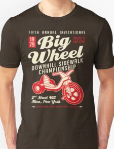 Big Wheel Championship - Ilion, NY T-Shirt