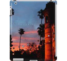Pink Sunset iPad Case/Skin