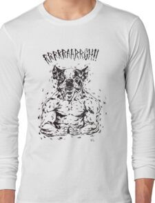 RRRAAARRGH!!  Boston Were-ier Long Sleeve T-Shirt