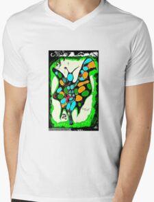 Fae One Mens V-Neck T-Shirt