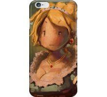 Lady JRPG VI iPhone Case/Skin