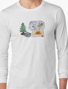 Jack's Christmas Dreams Long Sleeve T-Shirt