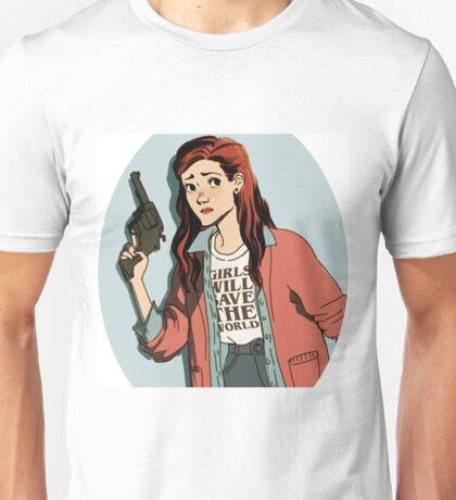 Nancy--Stranger Things  Unisex T-Shirt