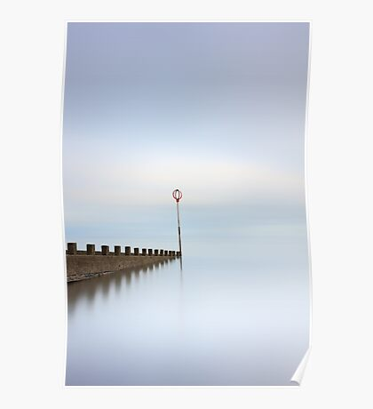Portobello long exposure Poster