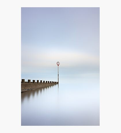 Portobello long exposure Photographic Print