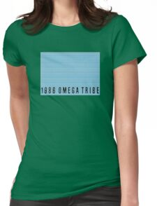 1986 Omega Tribe Womens Fitted T-Shirt
