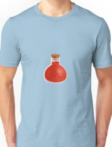 Potion - Red Unisex T-Shirt