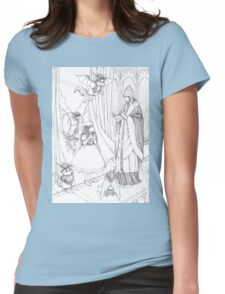 Tammy And Pope Innocent Womens Fitted T-Shirt
