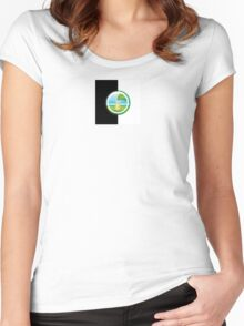 Nature's oil Women's Fitted Scoop T-Shirt