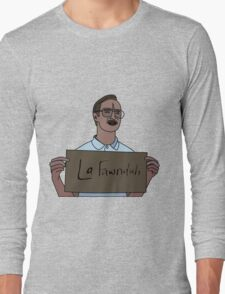 Kit and Lafawnduh Long Sleeve T-Shirt