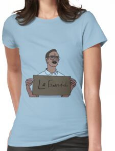 Kit and Lafawnduh Womens Fitted T-Shirt