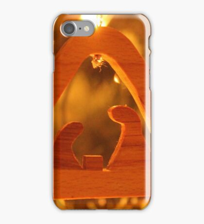 Simple Message iPhone Case/Skin