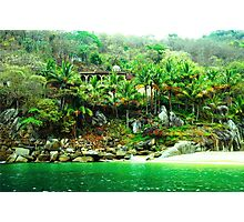 Mexican Hideaway Photographic Print