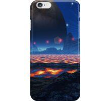Lava Sea iPhone Case/Skin