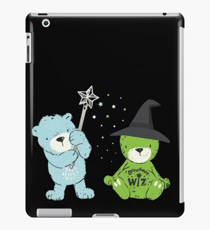 too cute to be wicked iPad Case/Skin