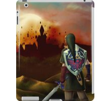 No Fear for the Setting Sun iPad Case/Skin