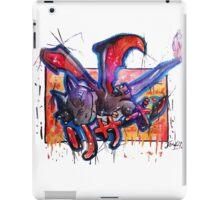 Epic Shiny Charizard Streetart Tshirts + More ' Pokemon ' iPad Case/Skin