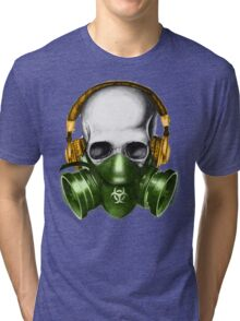 Music Infection Tri-blend T-Shirt