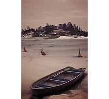 Early Spring in Helsinki Photographic Print