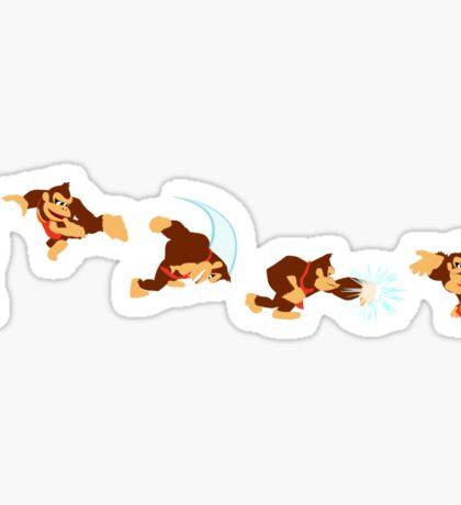 Simply Donkey Kong Sticker
