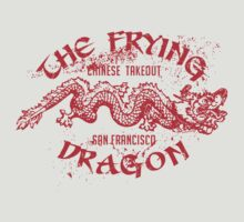 The Frying Dragon Chinese takeout by PistolPete315