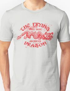 The Frying Dragon Chinese takeout T-Shirt