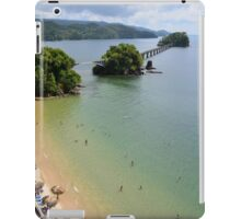 Samana (Dominican Republic) iPad Case/Skin