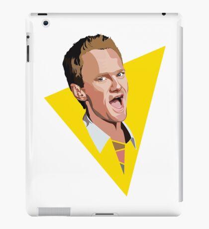 The Legend Of Barney iPad Case/Skin