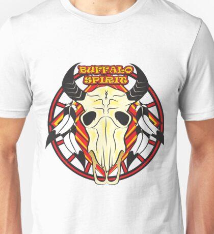 Buffalo Spirit - #2 Unisex T-Shirt