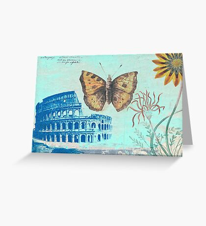 Fleeting Dreams Greeting Card