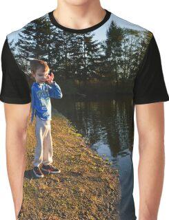 Water Child Graphic T-Shirt