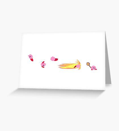 Simply Kirby Greeting Card