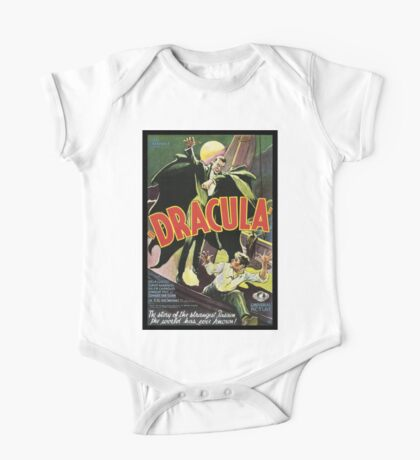 Dracula One Piece - Short Sleeve
