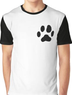 Paw Graphic T-Shirt