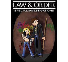 Dresden Files: Special Investigations Photographic Print