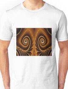 Eyes you observe Unisex T-Shirt